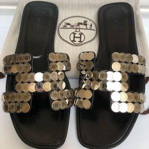 4b768d7a758 Hermes Shoes - Hermes Oran sandals